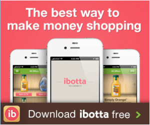 Earn money when you shop with the Ibotta app