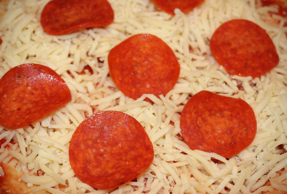 pepperoni pizzadillas