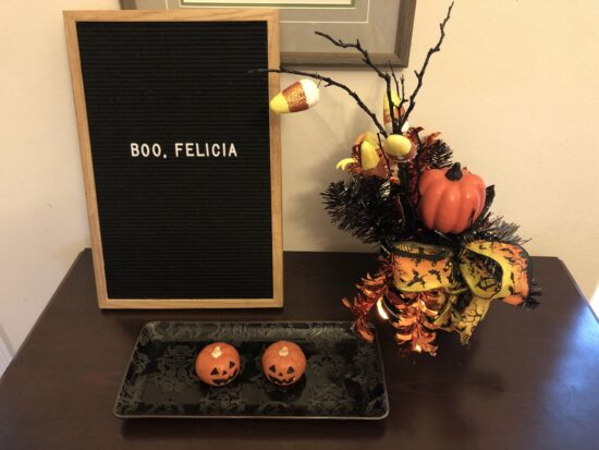 Boo, Felicia