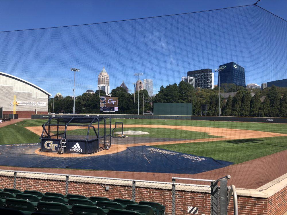 Georgia Tech baseball stadium