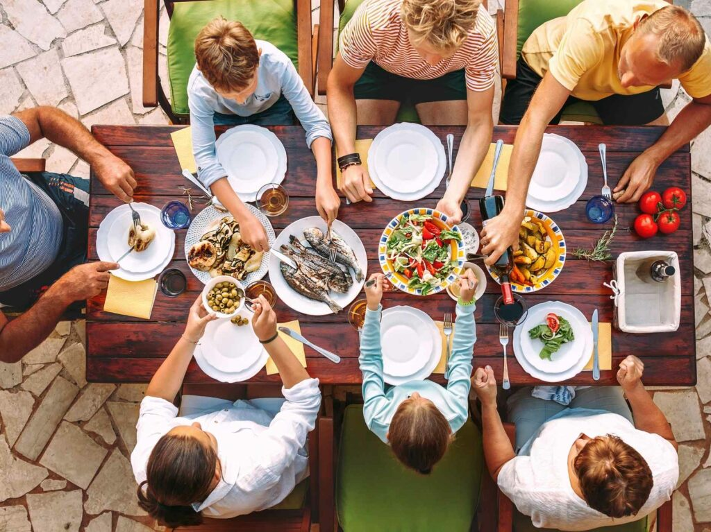 The Benefits Of Eating A Home-Cooked Meal