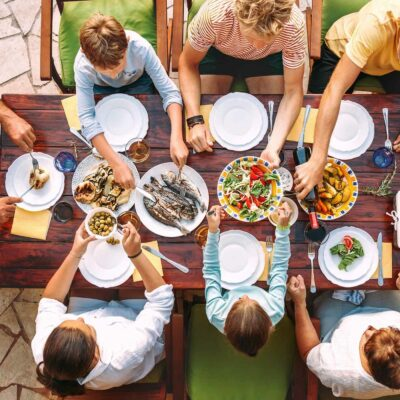 6 Important Benefits Of Eating A Home-Cooked Meal