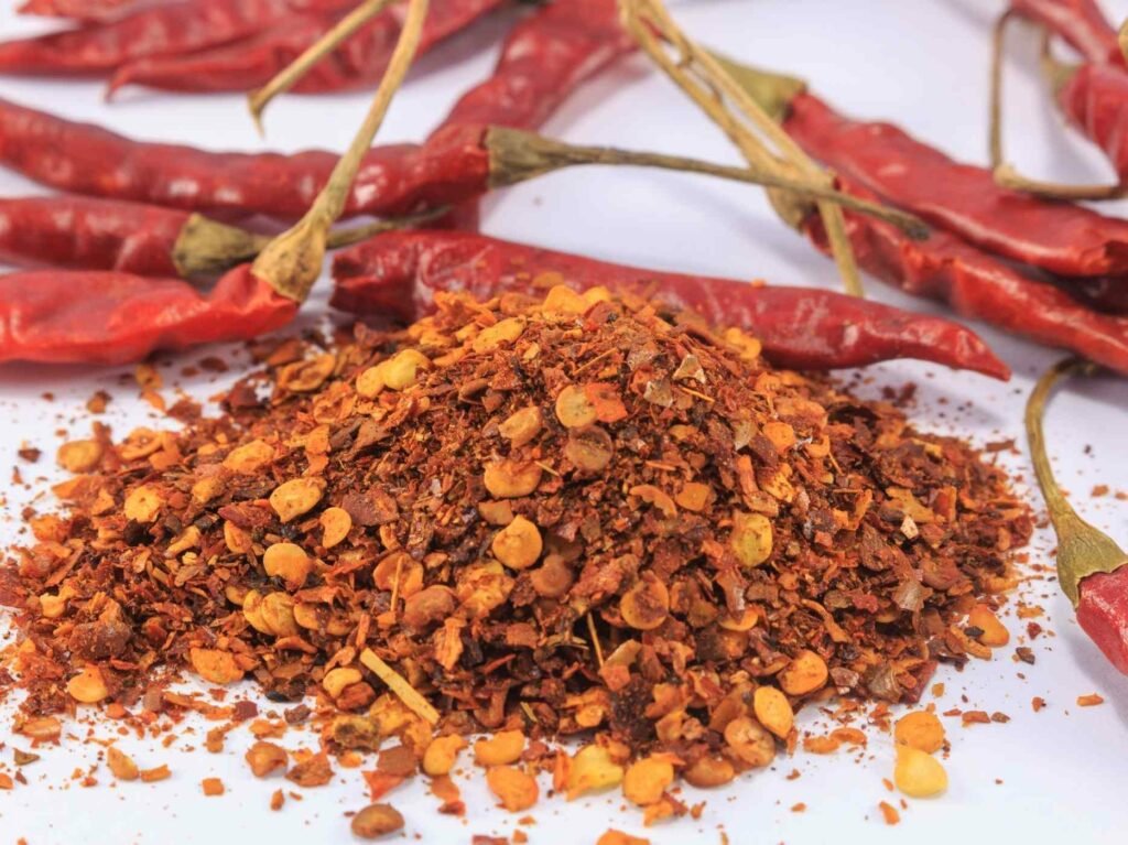 Chilis are great spices for cooking